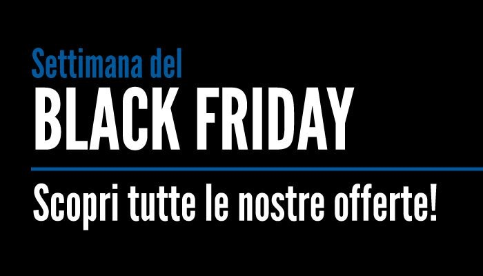 Il Black Friday By Filmolux Italia