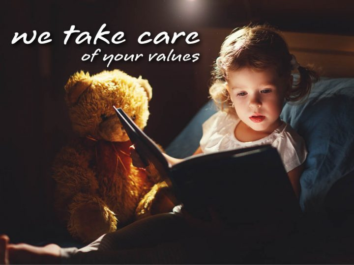 STORY #4: We take care of your values