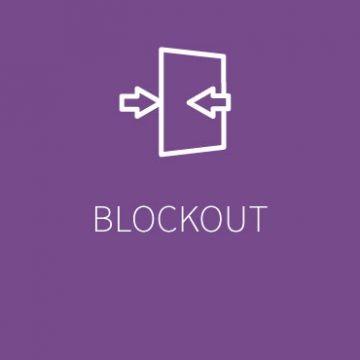 Tessuti blockout