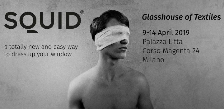 Fuorisalone 2019: Filmolux Italia presenta SQUID