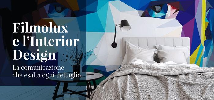 Filmolux Italia e le soluzioni per l'Interior Design