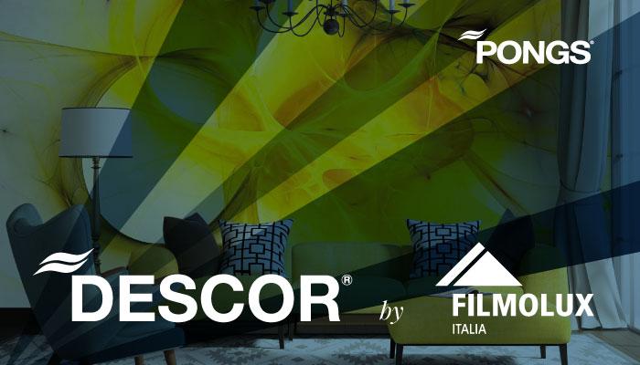 Filmolux Italia presenta DESCOR