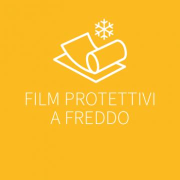 Film protettivi a freddo
