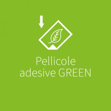 Pellicole adesive PVC free