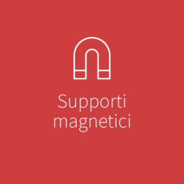 Supporti magnetici